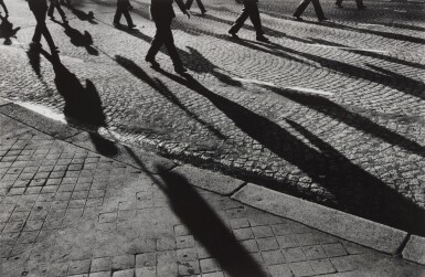 View 1. Thumbnail of Lot 102. France, Shadows on Pavement (from Exiles).