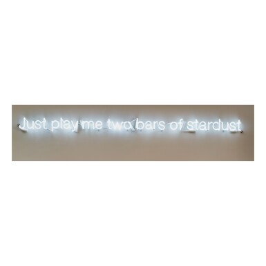 View 1. Thumbnail of Lot 74. Just play me two bars of stardust.
