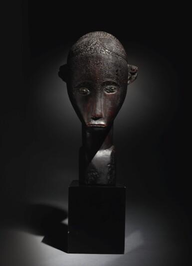 FANG-BETSI ARTIST | HEAD OF AN ANCESTOR