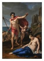 PIETRO BENVENUTI  |  BACCHUS AND ARIADNE