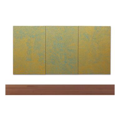 View 2. Thumbnail of Lot 126. YAYOI KUSAMA | INFINITY NETS (G.E.R) .