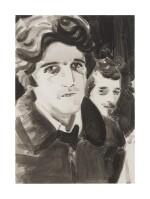 ELIZABETH PEYTON | JOHN KERRY (ANTI-WAR RALLY)