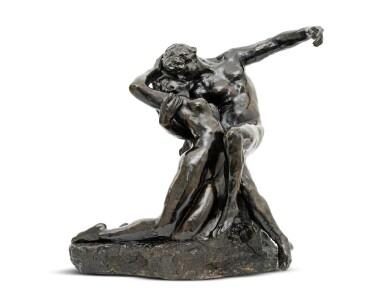 View 1. Thumbnail of Lot 1036. Auguste Rodin 奧古斯特・羅丹 | Éternel Printemps, premier état, taille originale - variante type A 永恆之春.
