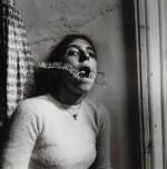 FRANCESCA WOODMAN | SELF-PORTRAIT, TALKING TO VINCE, PROVIDENCE, RHODE ISLAND, 1975-1978