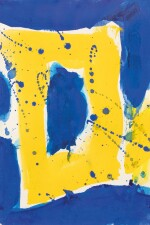 SAM FRANCIS |  UNTITLED (SF59 - 315) [SANS TITRE (SF59 - 315)]