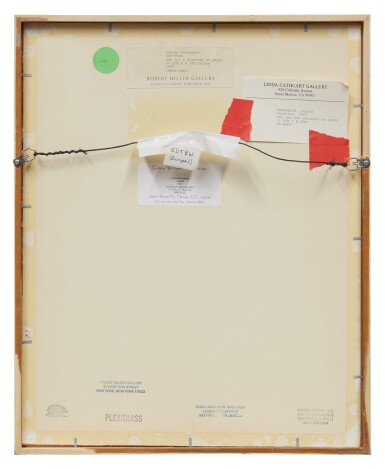 View 3. Thumbnail of Lot 256. LOUISE BOURGEOIS | UNTITLED.