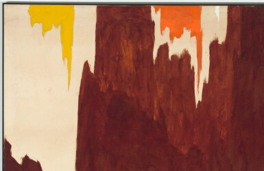 View 2. Thumbnail of Lot 6. CLYFFORD STILL | 1957-G.