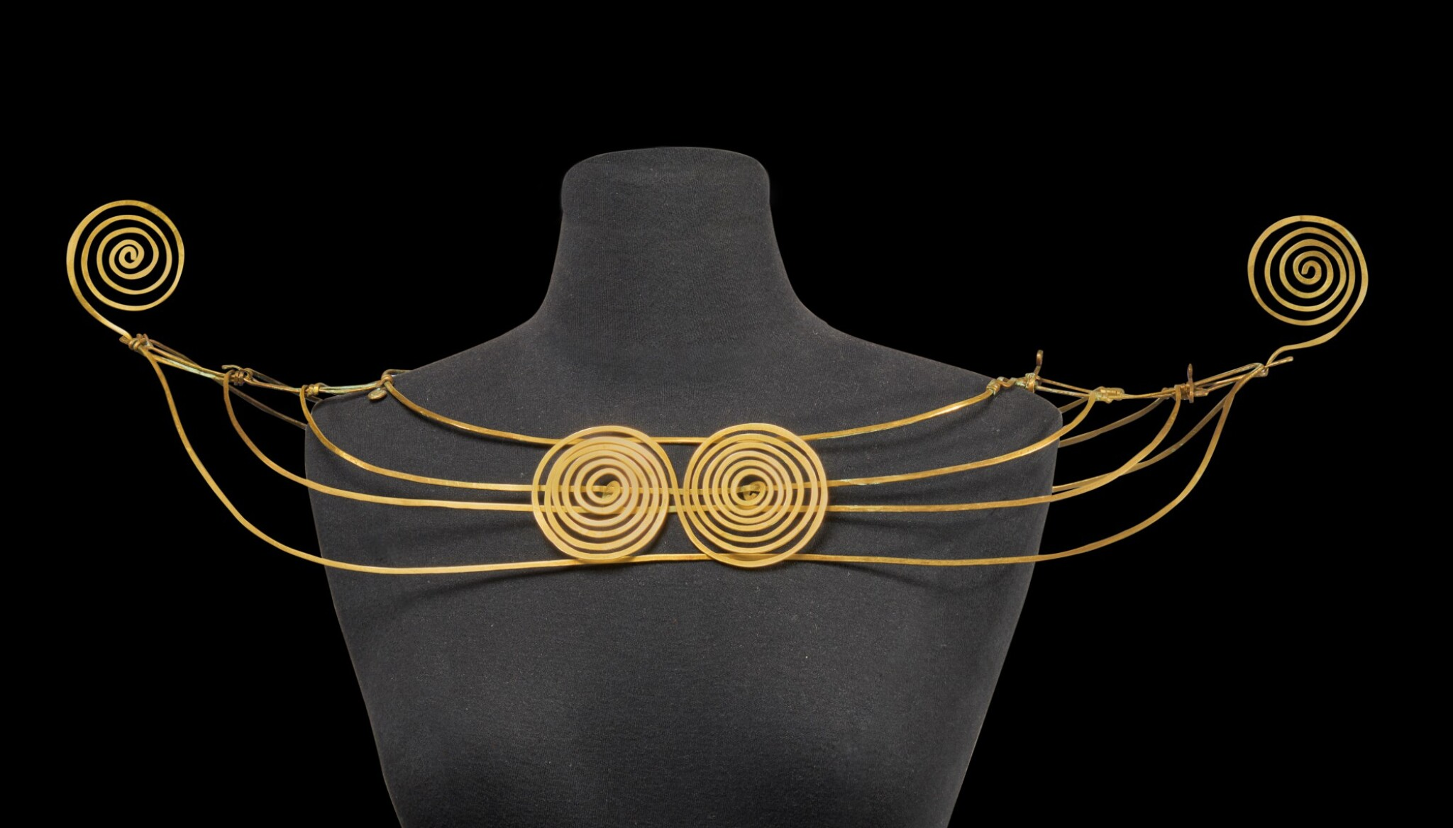 View full screen - View 1 of Lot 238. Necklace.