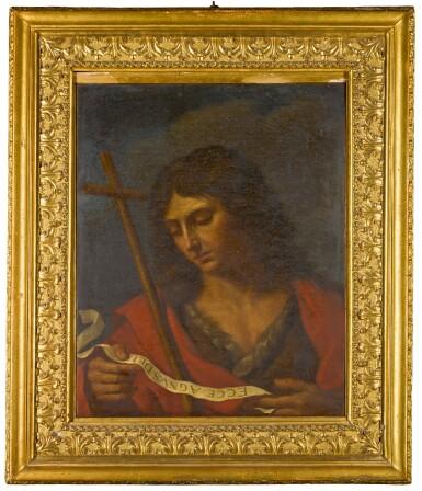 View 2. Thumbnail of Lot 127. Saint John the Baptist.