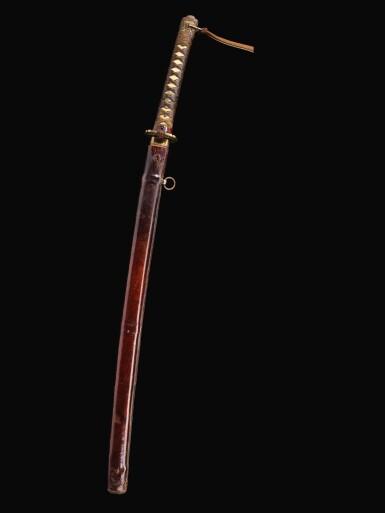 A SHINTO KATANA, SIGNED HIZEN KUNI JU OMI DAIJYO FUJIWARA TADAHIRO, EDO PERIOD   17TH CENTURY