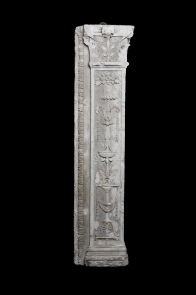 View 1. Thumbnail of Lot 126. North Italian, 16th century | Pilaster.