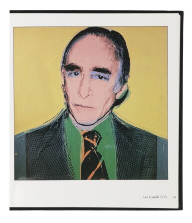 View 3. Thumbnail of Lot 182. Andy Warhol: Portraits of the 70s.