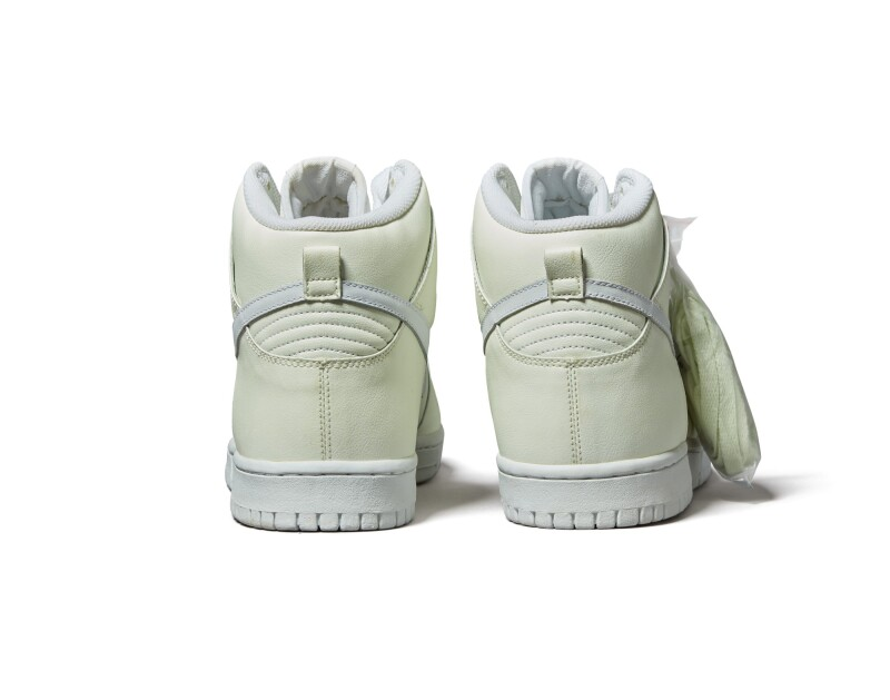 Nike Dunk High Premium Glow in the Dark
