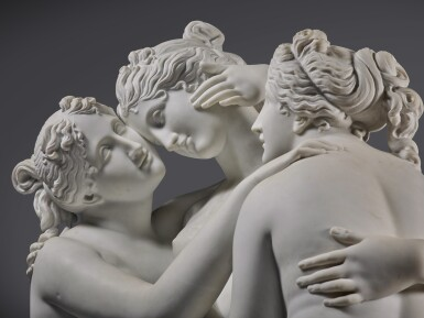 View 6. Thumbnail of Lot 218. The Three Graces.
