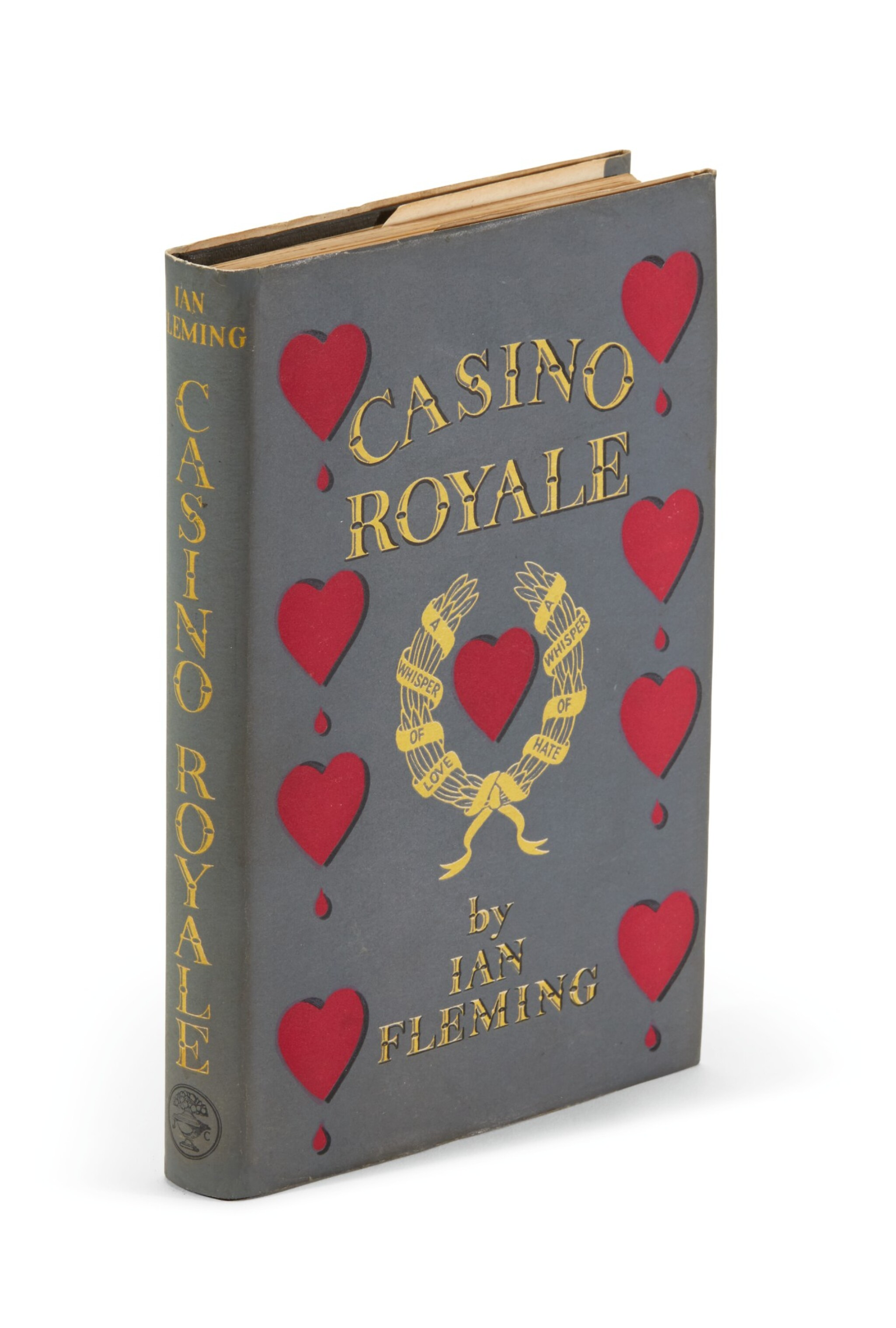View full screen - View 1 of Lot 91. Fleming, Casino Royale, 1953.