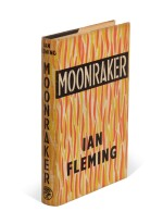 FLEMING | Moonraker, 1955, first edition