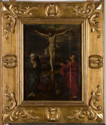 ANTWERP SCHOOL, 17TH CENTURY | The Crucifixion