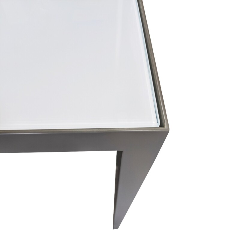 Slant Dining Table Square