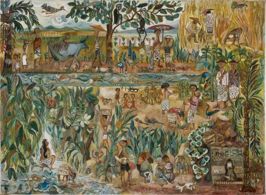 View 1. Thumbnail of Lot 1061. SUDJANA KERTON 蘇加那·克爾頓   INDONESIAN VILLAGE LIFE 印尼鄉間生活.