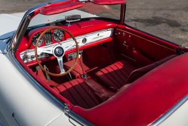 View 4. Thumbnail of Lot 65. 1960 Mercedes-Benz 300SL Roadster.