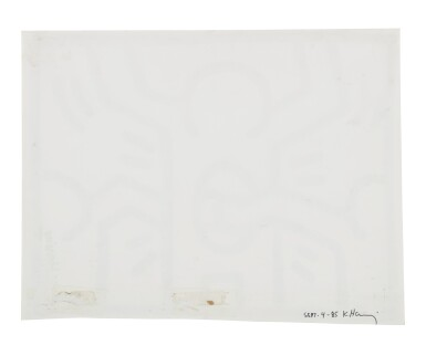 View 2. Thumbnail of Lot 211. Untitled (Pop Shop Drawing).