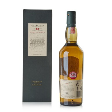 View 2. Thumbnail of Lot 116. Lagavulin 12 Year Old 2003 Special Release 57.8 abv NV .