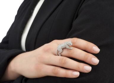 EMERALD, ONYX AND DIAMOND RING (ANELLO IN DIAMANTI, ONICE E SMERALDI), CARTIER