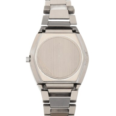 View 4. Thumbnail of Lot 427. 'The Texan' Quartz, Ref. 5100 BETA 21 White gold wristwatch with date and bracelet Circa 1970 | 勞力士 5100 BETA 21型號「'The Texan' Quartz」白金鍊帶腕錶備日期顯示,年份約1970.