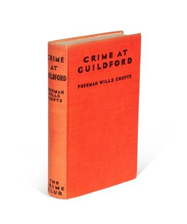 View 2. Thumbnail of Lot 81. Freeman Wills Crofts | Crime at Guildford, 1935.