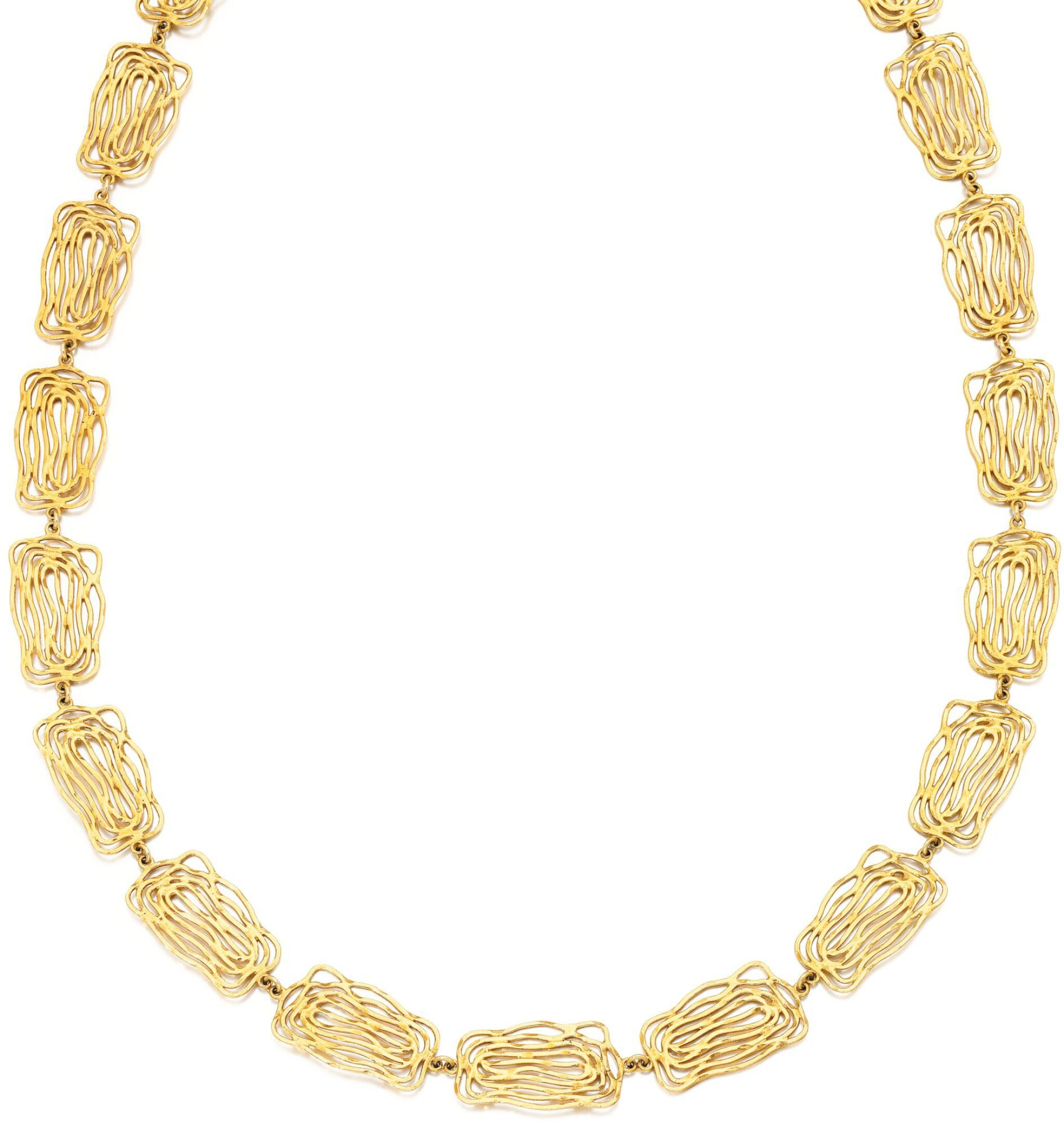 View full screen - View 1 of Lot 40. NECKLACE, ILIAS LALAOUNIS.