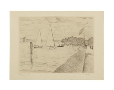 View 2. Thumbnail of Lot 109. Bords de la Seine.