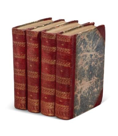 Jaume Saint-Hilaire | Plantes de la France, [1805]-1809, 4 volumes