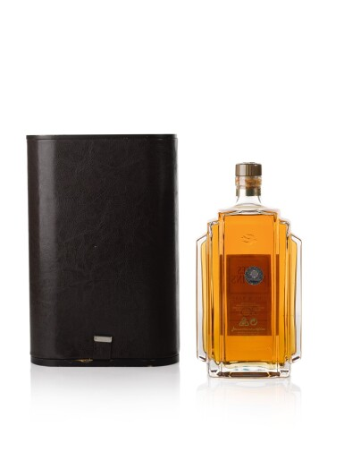 View 2. Thumbnail of Lot 105. James Martin's Fine and Rare 20 Years Old Blended Scotch Whisky 47.0 abv NV .
