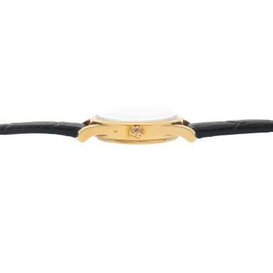 View 5. Thumbnail of Lot 82. Ref. 3403 Yellow gold wristwatch Made in 1958 | 百達翡麗 3403型號黃金腕錶,1958年製.