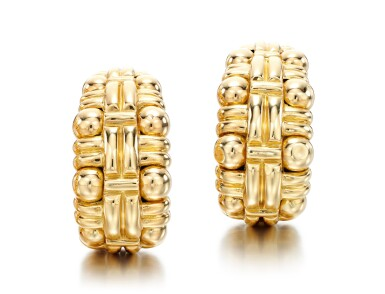 PAIR OF EARRINGS, BOUCHERON