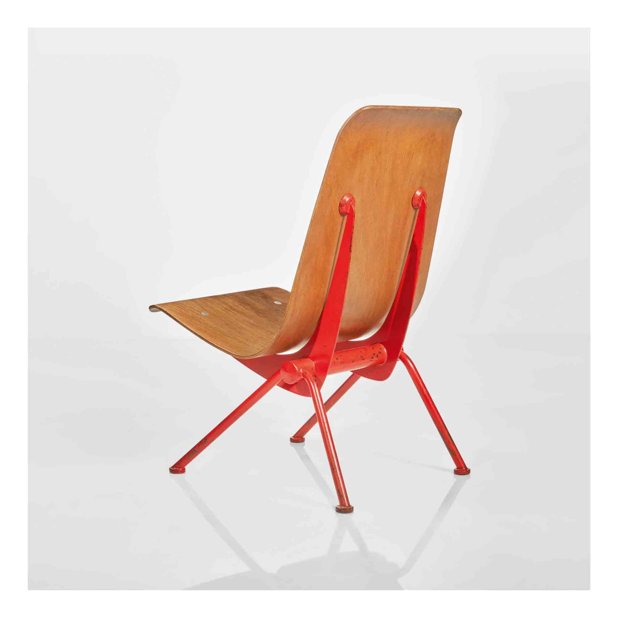 """View 1 of Lot 359. """"Antony"""" Chair, Model No. 356."""