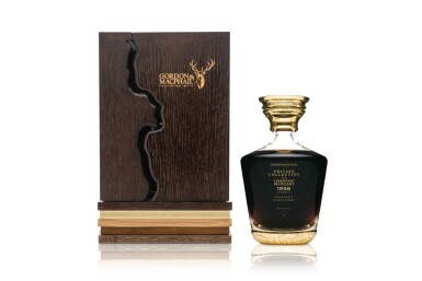 View 4. Thumbnail of Lot 52. Gordon & MacPhail Private Collection Decanters & Experience .