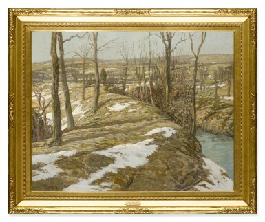 View 2. Thumbnail of Lot 147. Late Winter.