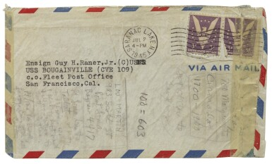 """View 2. Thumbnail of Lot 38. EINSTEIN, ALBERT 