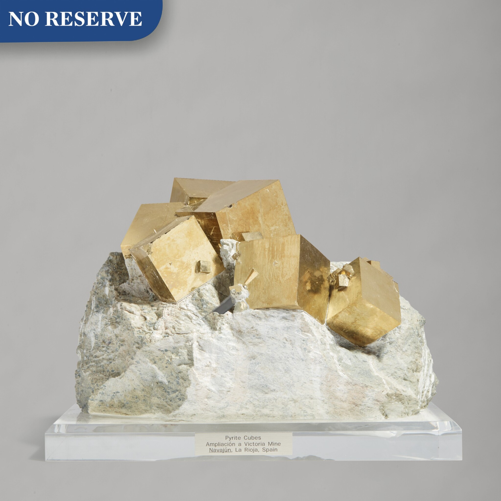 View full screen - View 1 of Lot 171. Pyrite.