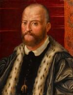 Portrait of Cosimo I de' Medici, Grand Duke of Tuscany (1519-74), bust-length