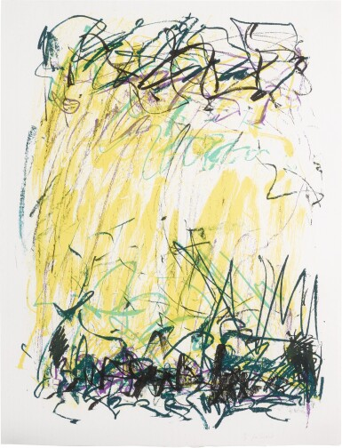 JOAN MITCHELL | SIDES OF A RIVER II