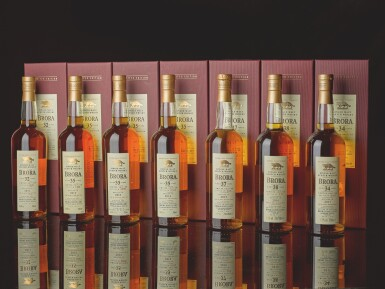 BRORA TENTH ANNUAL RELEASE 32 YEAR OLD 54.7 ABV NV