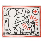 KEITH HARING | UNTITLED (L. P. 39)