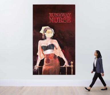 View 5. Thumbnail of Lot 8. Richard Prince 理查德・普林斯 | Runaway Nurse 逃脫的護士.