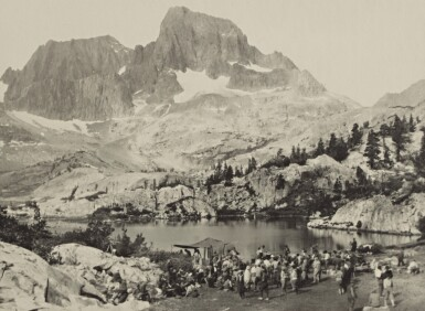 View 14. Thumbnail of Lot 78. The Sierra Club Outing, 1929.