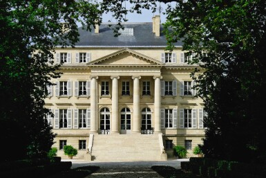View 1. Thumbnail of Lot 28. MARGAUX, A GRANDIOSE EXPERIENCE: 1 X 5 LITRE MARGAUX 2005 WITH TASTING & LUNCH OR DINNER AT THE CHÂTEAU .