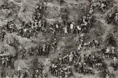View 37. Thumbnail of Lot 10. 'Serra Pelada, Gold Mine, Brazil'.