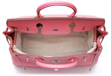 View 8. Thumbnail of Lot 302. Rose Confetti Birkin 30cm in Epsom Leather with Palladium Hardware, 2020.