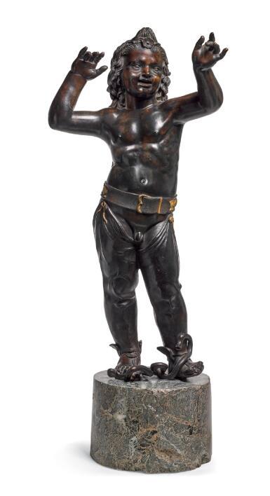 AFTER DONATO DI NICCOLO DI BETTO BARDI, CALLED DONATELLO (CIRCA 1386-1466), ITALIAN, FLORENCE, 19TH CENTURY | AMOR-ATTIS
